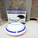 ANKOOL 2 In 1 Rechargeable Floor Sweeping Robot Dust Catcher Intelligent Auto-Induction Floor Sweeping