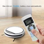 ILIFE V3s Pro Robotic Vacuum, Newer Version of V3s, Pet Hair Care, Powerful Suction Tangle-free, Slim Design, Auto Charge, Daily Planning, Good For Hard Floor and Low Pile Carpet – ILIFEV3spro