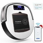 Anmade CycloneForce Robot Vacuum Cleaner Robotic Vacuum 4000Pa More Powerful Suction with Alexa